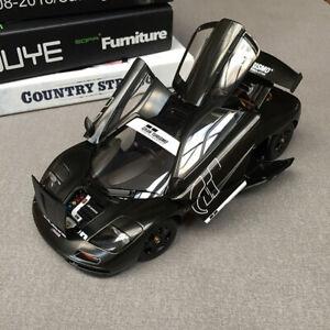 New-1-18-AUTOart-Mclaren-F1-Stealth-Gran-Turismo-GT5-car-model-W-helmet-replica