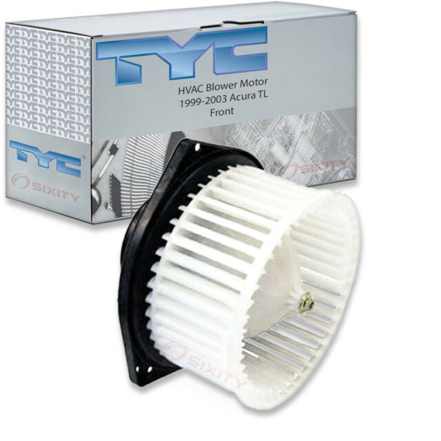 TYC Front HVAC Blower Motor For 1999-2003 Acura TL 3.2L V6