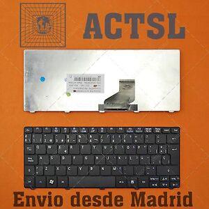 TECLADO-ESPANOL-COMPATIBLE-PACKARD-BELL-NEGRo-Netbook-PackardBell-dot-s-E3-W