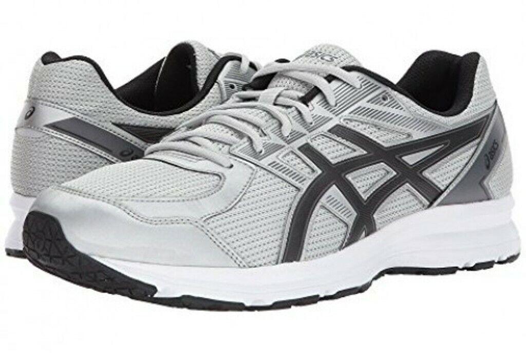 Nuevo Hombres Zapatos De Entrenamiento Asics Jolt Correr - 14 59 euros-auténticos-gris
