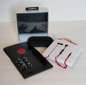 Beats-urBeats-Headphones-n-Ear-Red-Black-by-Dr-Dre-for-Apple