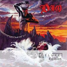 DIO 2CD HOLY DIVER DELUXE EDITION NEU !!!