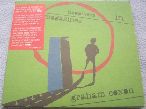 1 of 1 - GRAHAM COXON Happiness In Magazines INDIE LO-FI Guitar BLUR Britpop
