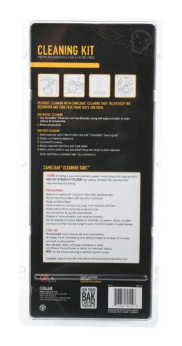 CAMELBAK CLEANING KIT FOR HYDRATION RESERVOIR BLADDER AND BOTTLES 5 PIECE KIT