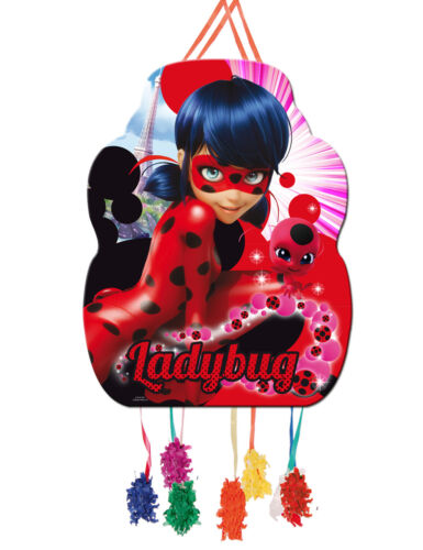Ladybug-Pinata Lizenzartikel 36 x 46 cm bunt Cod.282834