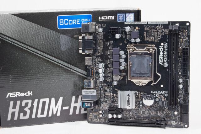 MSI H310M PRO-VDH PLUS LGA1151// Intel H310// DDR4// SATA3/&USB3.1// A/&GbE// MicroATX
