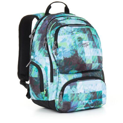 Schulrucksack für Jugend HIT 890 TOPGAL mehrfarbig Rucksack Junge
