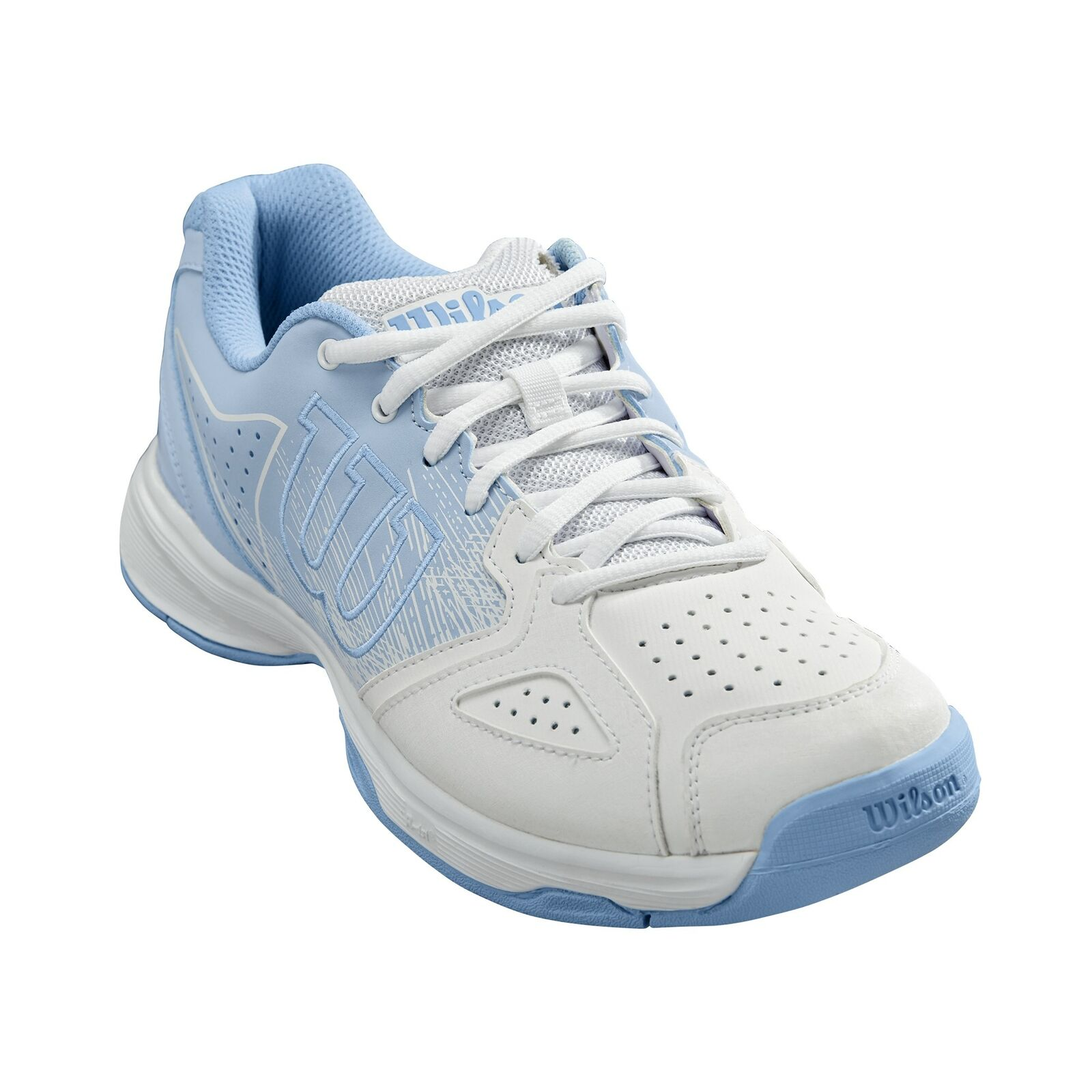 Wilson Womens Kaos Stroke Breathable Cushioned All Court Tennis shoes