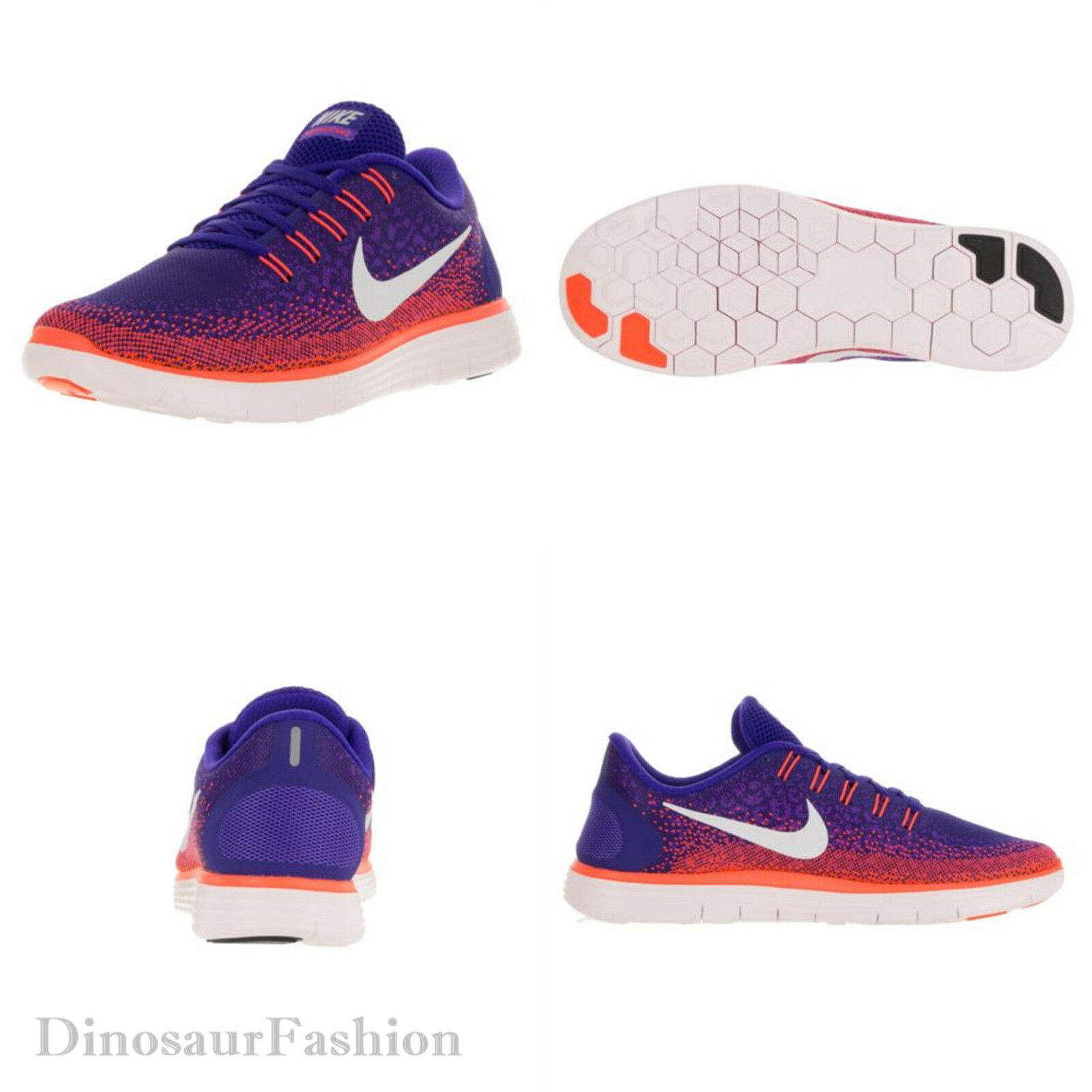 NIKE Men'S FREE RN DISTANCE (827115 - 402) Running Shoes,New with Box