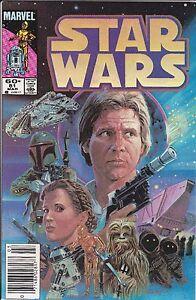 Star Wars #81 (Mar 1984, Marvel)