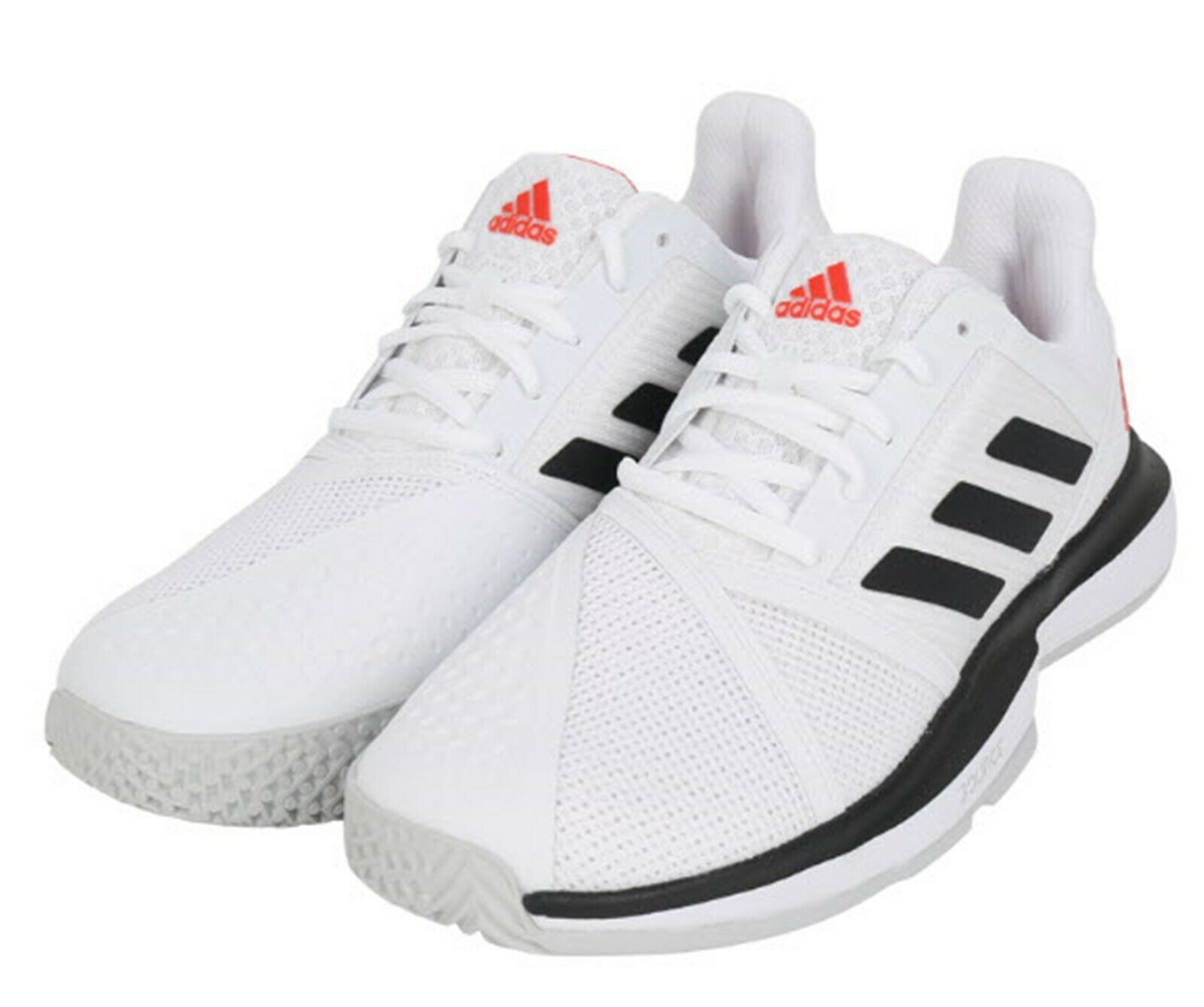 Adidas Men Court JAM Tennis schuhe Running Weiß Training Turnschuhe schuhe EE4320