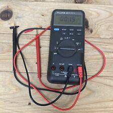 Fluke 83 Acdc Measuring Digital Multimeter