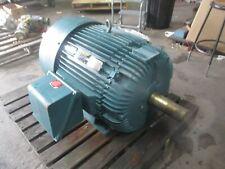 Baldor Reliance 75 Hp Motor 818340j New