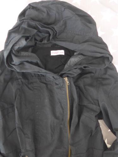 Sheego Damen Jacke Parka Mantel Gr 42-58 schwarz 683 große Größen 812