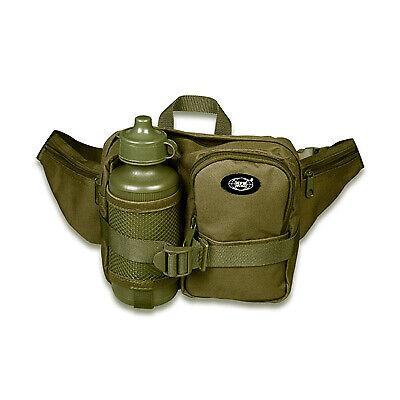 Gürteltasche mit Trinkflasche Wandertasche Bauchtasche Outdoor Trekking BW Bag