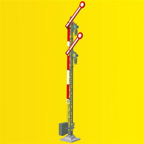 Viessmann 9501 Digital Signal Principal avec 2 Ailes Couplées, Spur 0