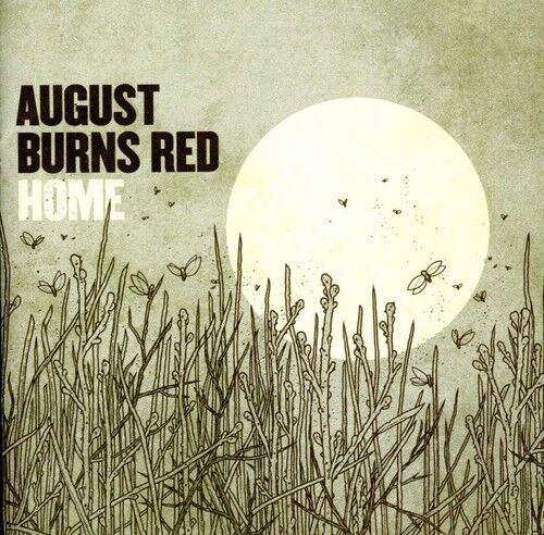 August Burns Red - Home [New CD] With DVD