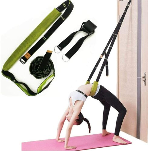 Yoga Fitness Stretching Strap Back Bend Assist Trainer
