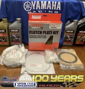 OEM Yamaha 06-20 YZF R6 Clutch Plate Kit w//Springs /& Gaskets 2C0-W001G-00-00 NEW