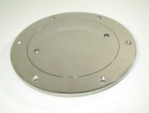 Victory-CH4416-Cast-316-Stainless-6-034-Deck-Plate-8-1-2-034-OD-w-O-Ring-90069-1448