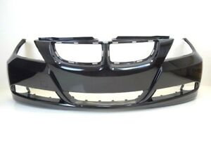 BMW-3-Series-2005-2008-E90-E91-Front-Bumper-Painted-Any-Colour