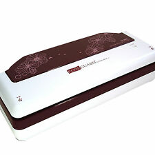 Food Vacuum Sealer Packing Machine Powerful Suction Kitchen Slim Pouch pack 10ea