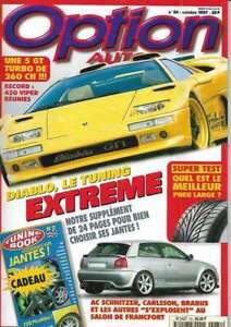 Magazine-Option-auto-N-84-Octobre-1997
