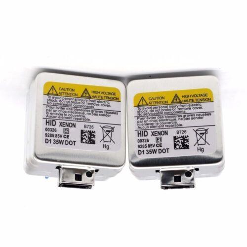 2 D1S 6000K HID XENON BULB Lamp D2C White  Front Lights FOR Touran Zafira Meriva