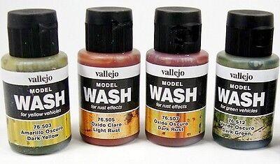 Vallejo BNIB Brown Wash VAL76513