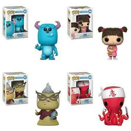 FUNKO POP Disney Pixar Series s, Included VINYL Pop FIGURES CHOOSE YOURS