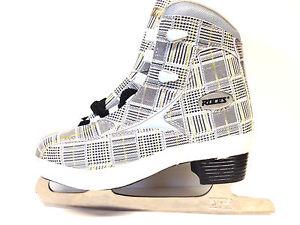 Roces-RFG-Glamour-Eiskunstlauf-Freizeit-Groesse-40-Damen-Soft-Schlittschuh