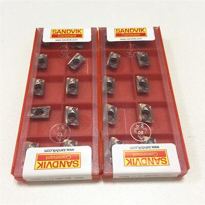 10Pcs//Pack SANDVIK R390-11T308M-PM1030 NEW Carbide Inserts TOP
