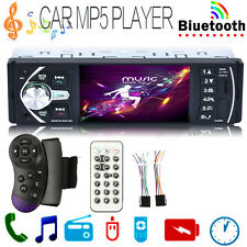 4.1''HD Bluetooth Autoradio Car Stereo Radio Audio USB/AUX/TF/SD/ MP3 MP5 Player