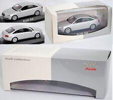 Minichamps 5010406113 Audi A6 3.2 quattro (C6, Typ 4F) lichtsilber 1:43