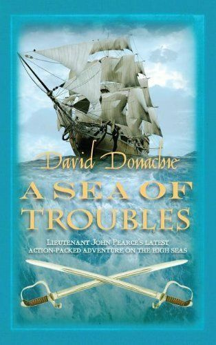 A Sea of Troubles (John Pearce)-ExLibrary