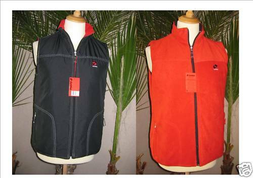 Super Lotto Thermo-Wende-Gilet-Weste Gr S//M Neuware