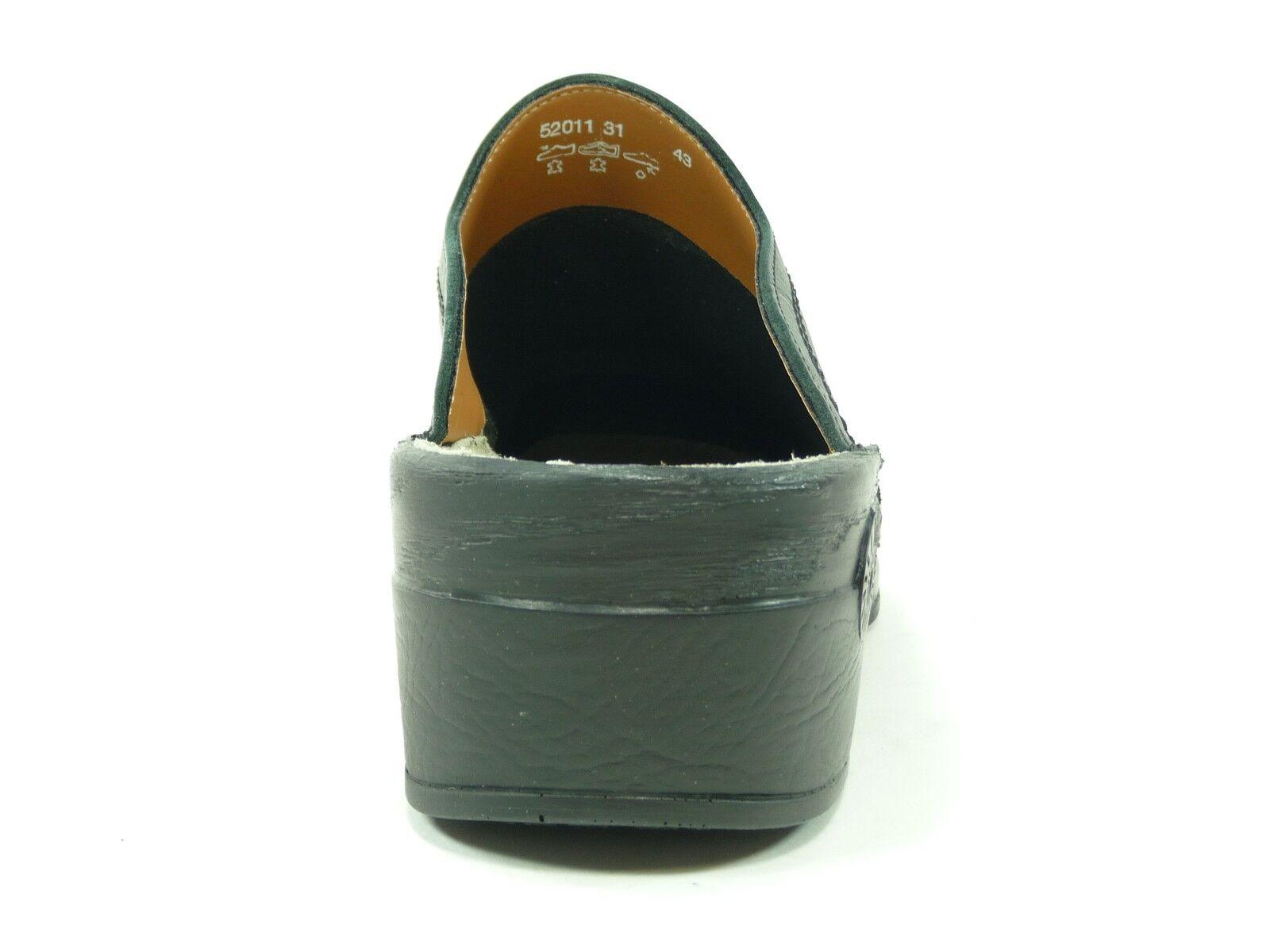 HELIX Schuhe Herrenschuhe div. Pantoletten Clogs, Schwarz, div. Herrenschuhe Größen, 52011-31 52a1cb