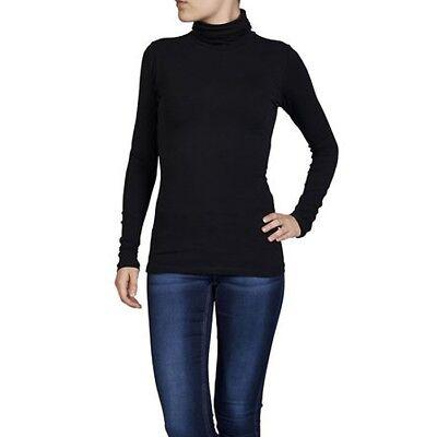 8909 Only NEW Live Love Long Damen Langarm Shirt Shirts weiß blau schwarz