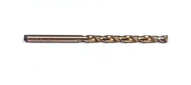 MF00301285 Flat Bottom Number 27 Cobalt Jobber Length Drill