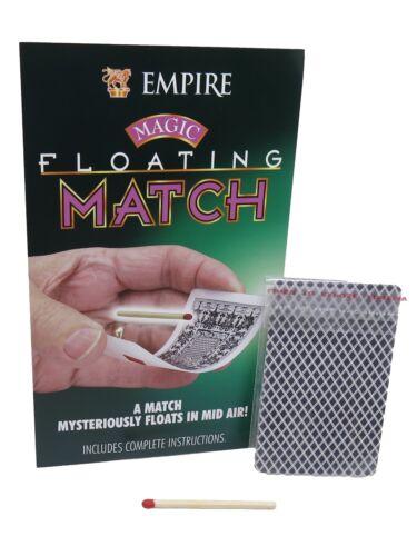 Empire Magic Floating Match Trick Levitation