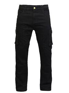GBG-Motorcycle-Cargo-Trouser-Jeans-Made-With-Kevlar-Protective-Lining-Quality