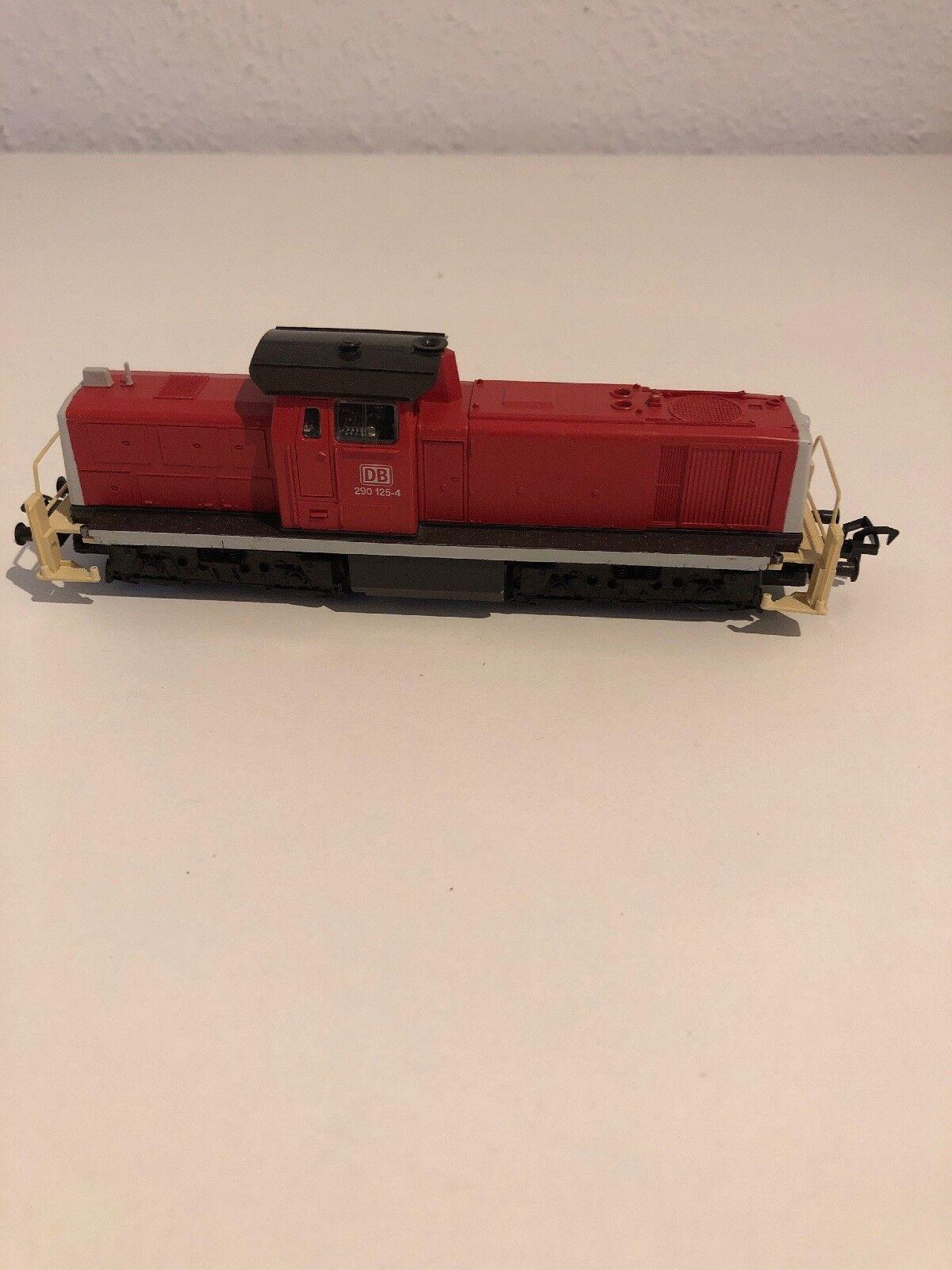 Spur H0 Roco 43146 BR 290 125-4 Diesellok Neuwertig Digital