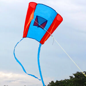 NEW-Small-pocket-Mini-Parafoil-Single-Line-Kite-Outdoor-fun-sports-Toys-kites