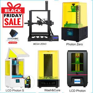 ANYCUBIC Stampante 3D Photon S/ Photon/ Photon Zero/ Wash&Cure Machine/Mega Zero