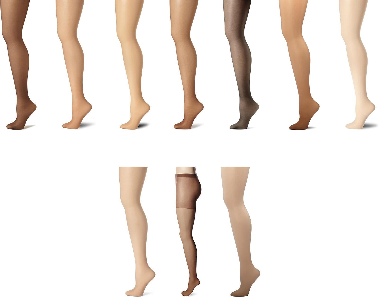 Hanes® Silk Reflections Control Top Sandalfoot Pantyhose