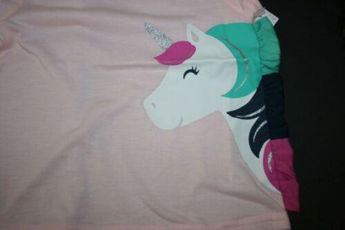 NEW Carter/'s 3T 4T 5T Girls 3 Piece PJs Unicorn Rainbow Pajama Set  Top Pants