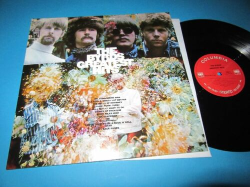 1 von 1 - The Byrds / The Byrds' Greatest Hits (EU 2016, CS 9516, MOVLP164) - 180g LP