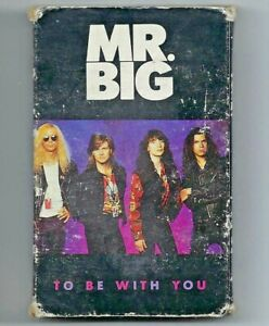 Mr Big - To be With You (Cassette Single 1991)
