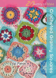20-to-Crochet-Crocheted-Granny-Squares-by-Pierce-Val-Paperback-book-2012