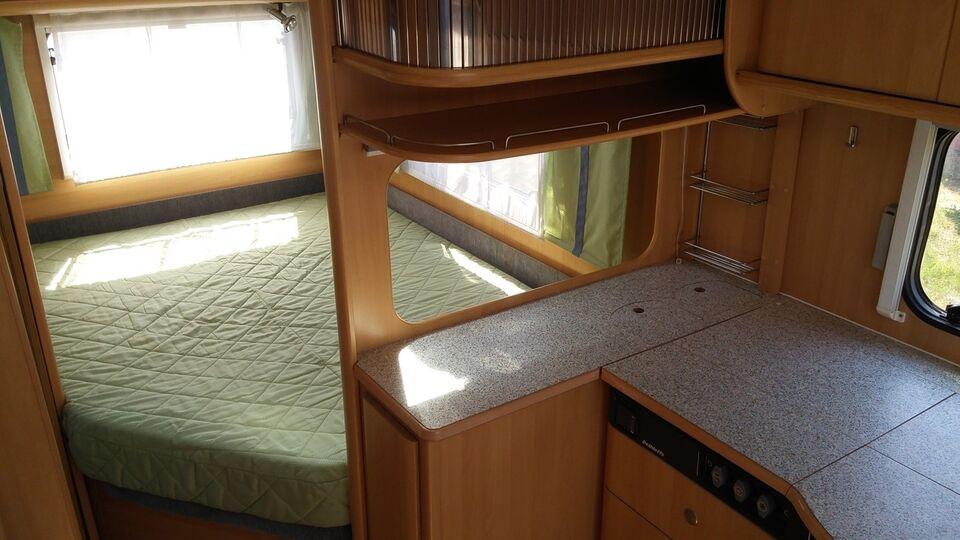Dethleffs Camper 450 DB..lys og kun 950 kg., 2002, kg